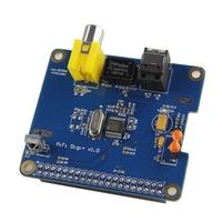 SC07 Raspberry Pi HIFI DiGi+ Digital Sound Card I2S SPDIF Optical Fiber for Raspberry pi 2 model B B