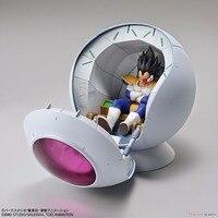 Bandai Dragon Ball Z Figure rise mechanics Saiyan spaceship pod hobby model building toys kids