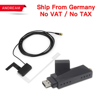 Car DAB Tuner Box For Android Car DVD USB Digital Audio Broadcasting Receiver With Antenna Works