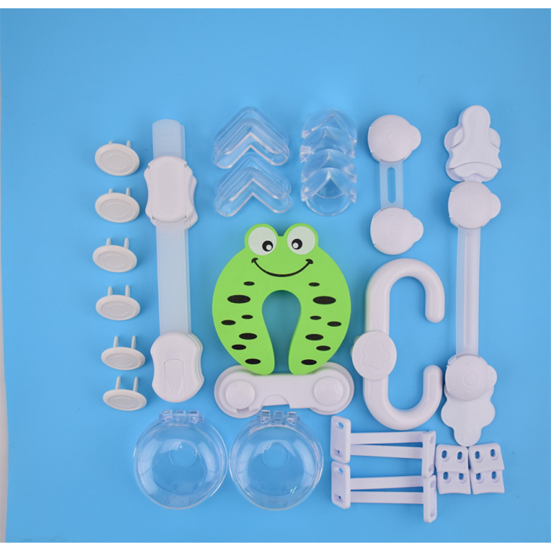 Free Shipping 28 Pcs/Lot Child Safety Product Set Baby safety Kids For Children Kids Protection
