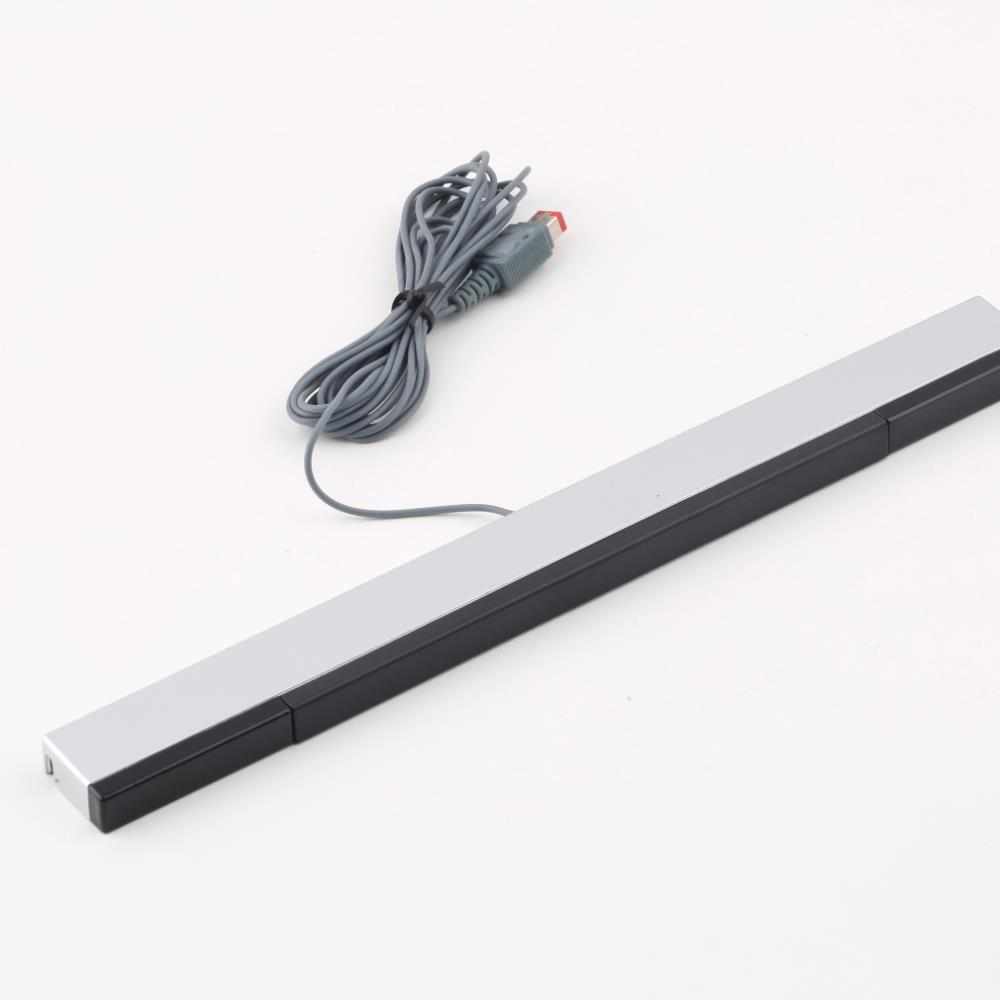 New Wired Infrared IR Signal Ray Sensor Bar/Receiver For Nitendo Wii R