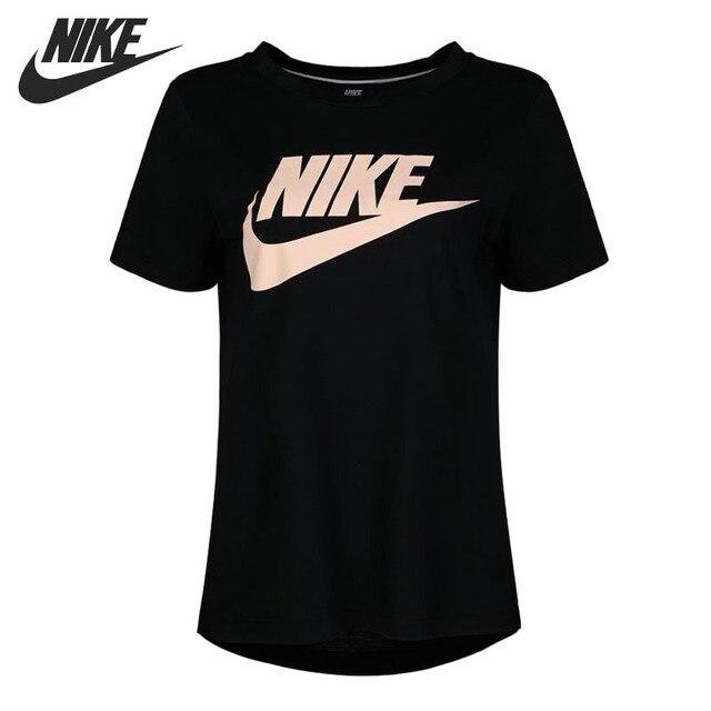 014469de7c Original New Arrival 2018 NIKE ESSNTL TOP HBR Women s T-shirts short sleeve  Sportswear