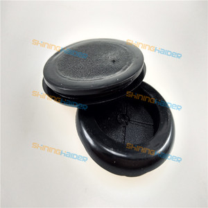 Image 2 - 20 200PCS Opening hole 15 70mm single side rubber grommets rubber cable protector