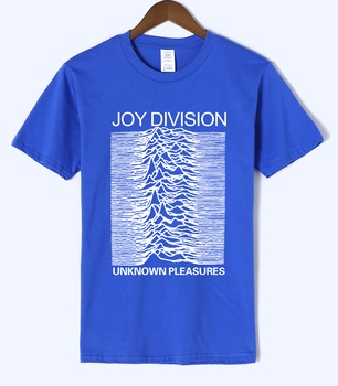 Unknown Pleasure Punk T-shirt 1