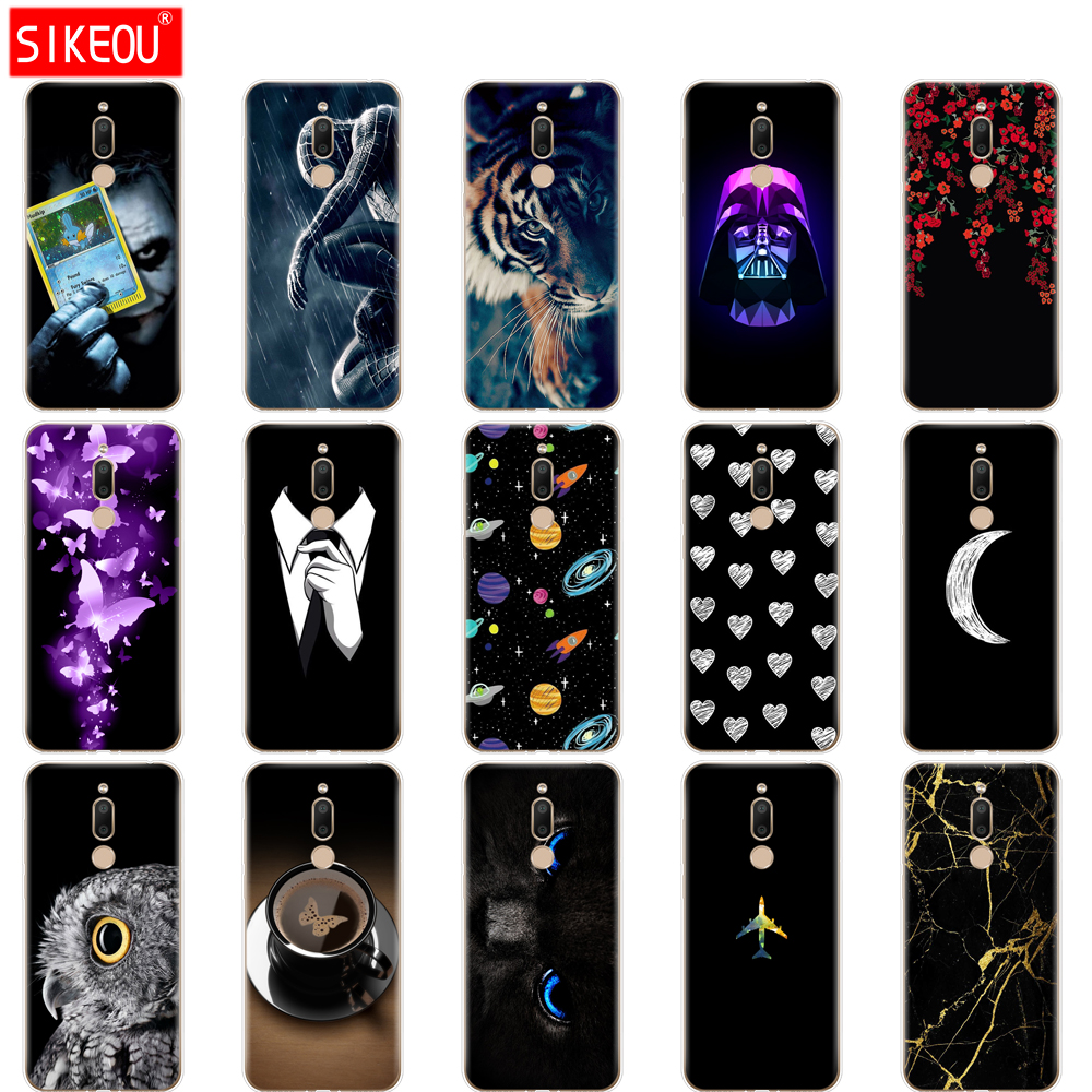 5.7 Inch Cover For <font><b>Meizu</b></font> <font><b>M6T</b></font> Case Silicon Soft TPU Back Shell Cover For Fundas <font><b>Meizu</b></font> <font><b>M6T</b></font> Case Cover M6 T M 6T <font><b>M811H</b></font> Phone Cases image