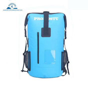 PROMOSTU 30L Outdoor Backpack Easy Access Front-Zippered Pocket and Cushioned Padded Back Panel for Comfort Waterpoof Bag New