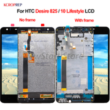 "5.5 ""Per stile di Vita htc Desire 825 10 Display LCD Touch Screen Digitizer Assembly Per htc 825 stile di Vita 10 lcd 100% Testato"