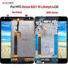 """5.5 """"Voor HTC Desire 825 10 Levensstijl Lcd Touch Screen Digitizer Vergadering Voor HTC 825 10 Levensstijl lcd 100% Getest"""