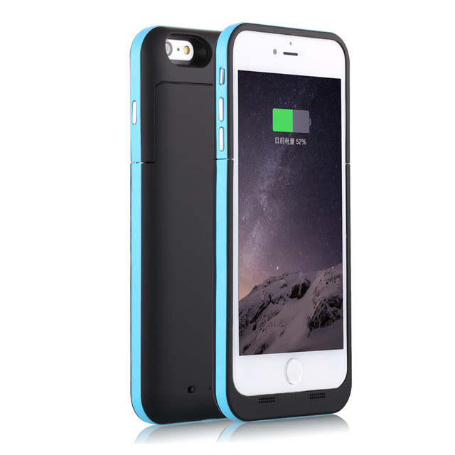 Case power bank 3800/6800 mAh iPhone 6/6S/6 Plus/6S Plus różne kolory