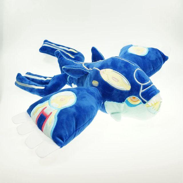 30 см/40 см Мега Poke Пикачу Kyogre Blaziken Плюшевые Игрушки Симпатичные Poke Плюшевые куклы для детей