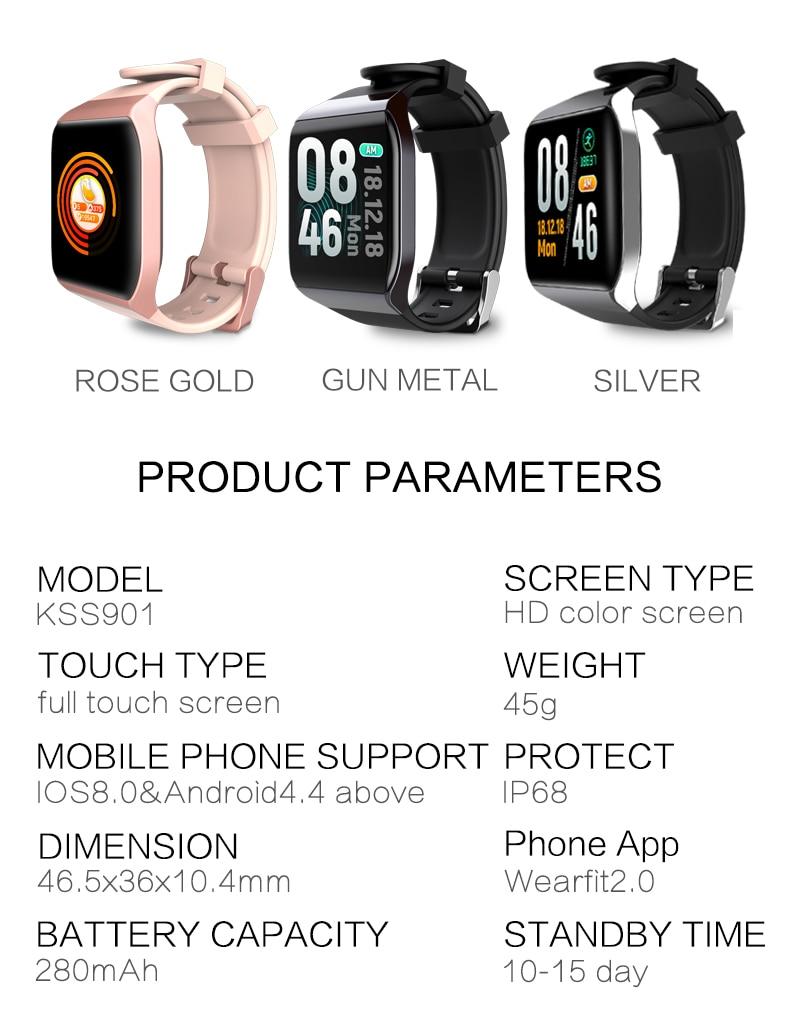 wrist display