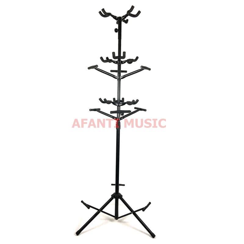 Afanti Music  Guitar / Ukulele Stand (JKV-113) afanti music mahogany 23 inch ukulele dga 224