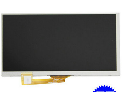 Free shipping 7 inch LCD screen (165mm*97mm),100% New display Matrix (30PIN) for Tablet PC(1024*600) FPC0703006_A FPC0703006  new 7 inch lcd display for digital fpc y82858 v02 lcd screen display panel for tablet pc free shipping