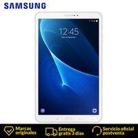 Samsung Galaxy Tab A (2016) SM T580N 2 GB RAM 32 GB ROM 10.1 inch Android tablets Samsung 1920x1200 pixels white panel computer