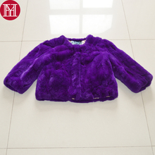 New Women Slim Casual 100 Natural Rex Rabbit Fur Coats Short Style Real Rex Rabbit Fur Jackets Winter Rex Rabbit Fur Overcoats cheap Real Fur Double-faced Fur REGULAR Nine Quarter O-Neck Natural Color Covered Button Thick (Winter) Solid YH-07111 100 real natural rex rabbit fur