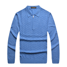 Billionaire italian couture sweater men's clothing commercial fashion solid pattern excellent fabric wool free shipping