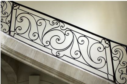 decorative railing patio railing outdoor metal stair railingdecorative railing patio railing outdoor metal stair railing