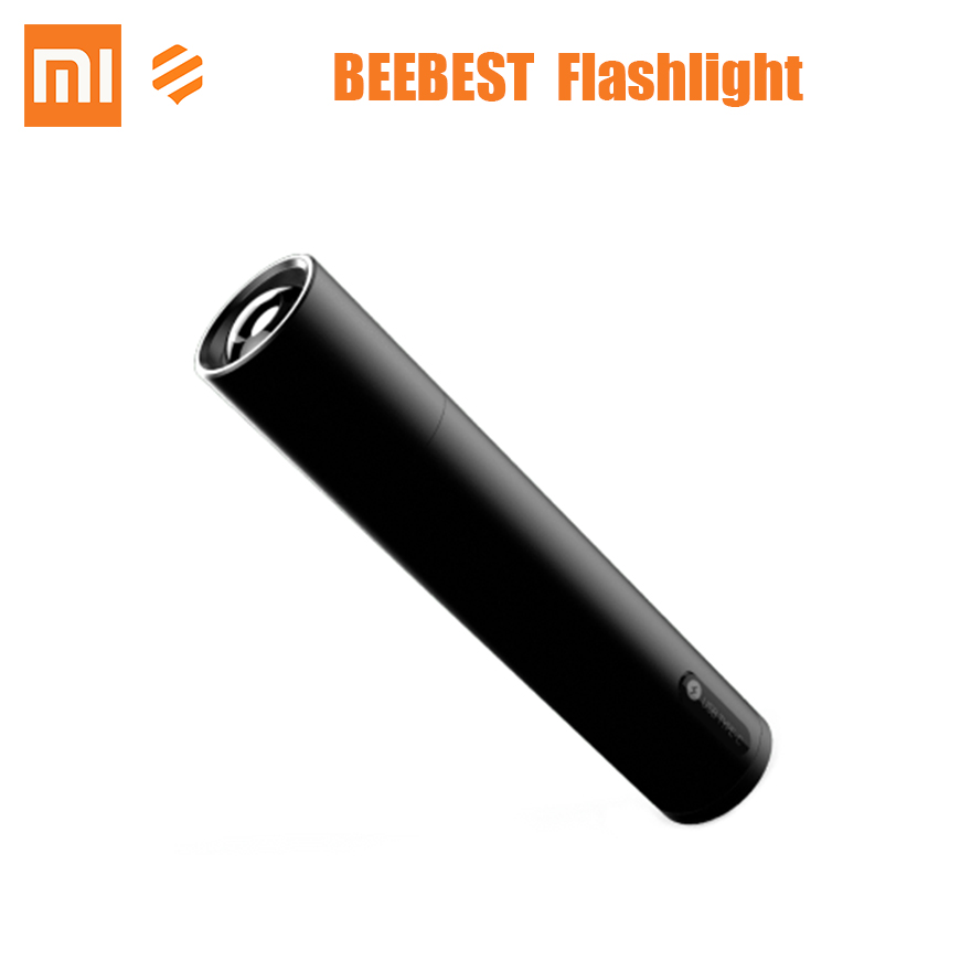 Xiaomi BEEBEST Flash light usb charger night strong bright 1000LM Modes Zoomable Multi-function durable Bike camping flashlight