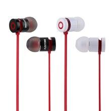 Super Bass Auriculares Estéreo Deporte de Teléfono Del Oído Con Cancelación de Ruido Auriculares Con Micrófono Envío Gratis