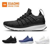 Chaussures de sport Xiaomi Mijia originales 2 chaussures de sport Uni-moule Techinique avec système de verrouillage en arête de poisson