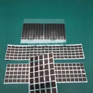 Image 5 - 100 pçs/saco adesivos de indução para o telefone x xs max buraco esponja junta adesivo substituição reparo do telefone móvel