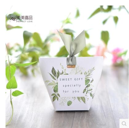 PASAYIONE Paper Gift Box Wedding Party Favors Candy Boxes Decoration Event Party Supplies Wedding Souvenirs Table Centerpieces