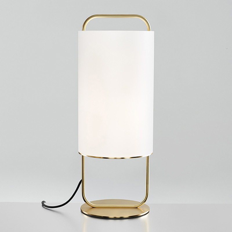 Led Table Lamps Tuda Free Shipping Stainless Steel Table Lamp Led Table Lamp Nordic Simple Fabirc Lampshade Table Lamp For Living Room 25x65cm With The Most Up-To-Date Equipment And Techniques