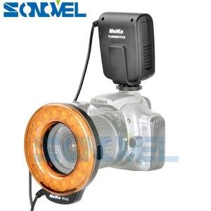 Image 4 - Meike FC 110 FC110 LED מאקרו טבעת אור פלאש לניקון D500 D5 D7500 D3400 D3300 D810 D800 D750 D7200 D5600 D5500 D5300 D5200