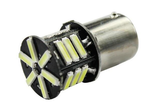 100X 1156 21SMD 7020 HIGH QUALITY turning lights / brake lights / rear fog lights / reversing lights