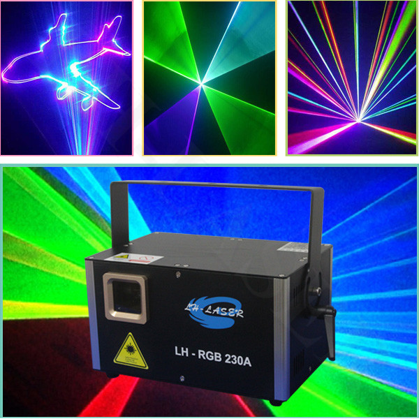 rgb christmas laser light stage effect lighting lamp party disco club dj light show