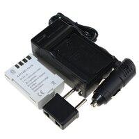 1ピースバッテリー+充電器7.4ボルト充電式カメラバッテリー用OLYMPUSE300 e500 e3 e5 e520 e510
