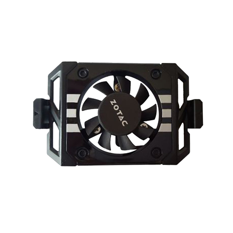 Newest ESLOTH Computer Components For ZOTAC Compatible <font><b>GTX</b></font> 1060 1070 <font><b>1080</b></font> Extreme PLUS OC Graphics Card Backplane Cooling Fans image