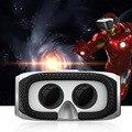Высокие Технологии VR Pro V9 Виртуальная Реальность 3D Очки Для Смартфон Для Andriod 4.4 100 Градусов Черный & белый (2 г + 16 г)