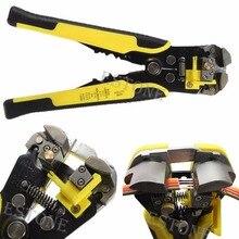 Free Shipping Professional Automatic Wire Striper Cutter Stripper Crimper Pliers Terminal Tool