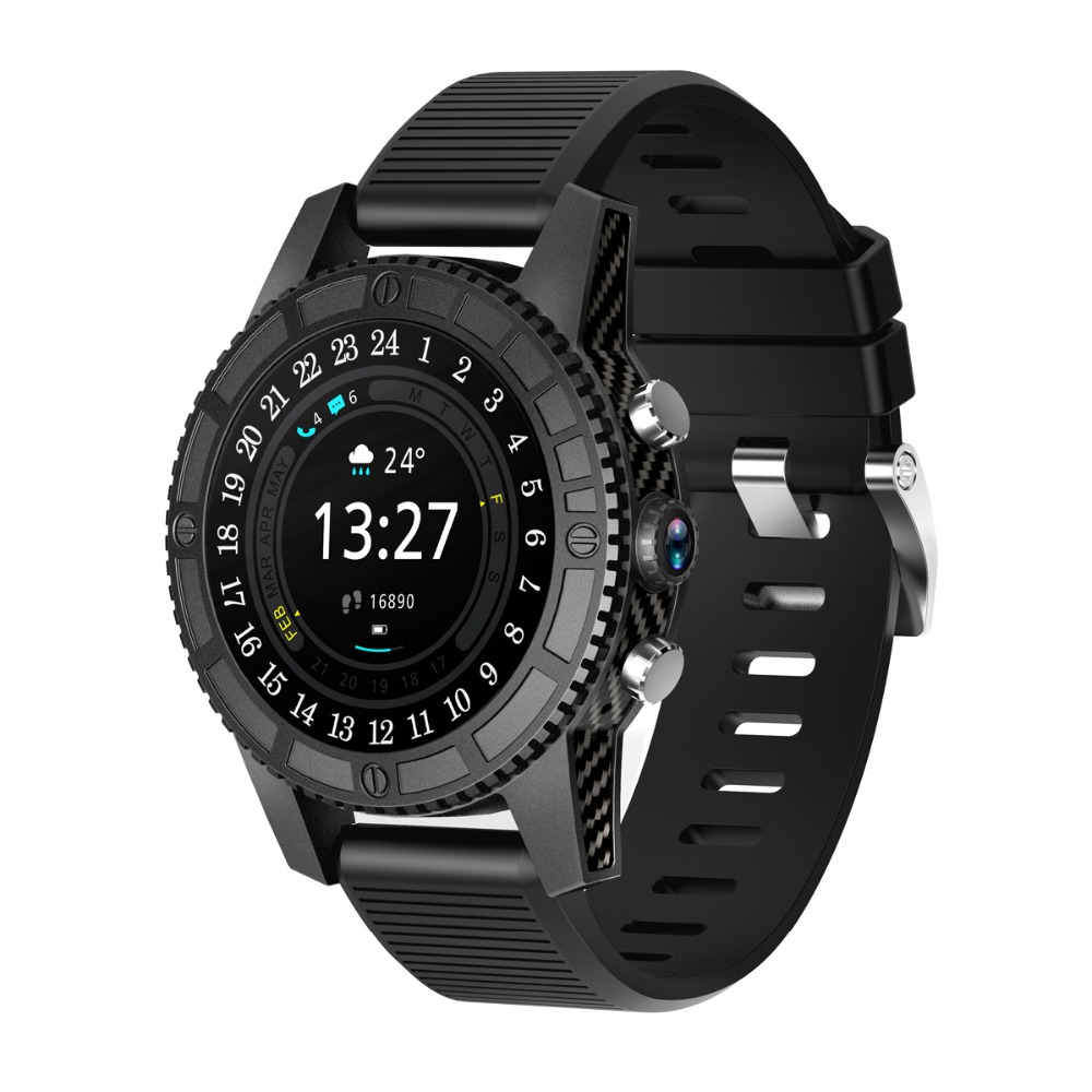 Diggro I7 4G Smart Watch Phone With Camera Heart Rate Monitor Pedometer Fitness Tracker Smartwatch GPS WIFI HD Sport Watch dm2018 smart watch android gps sports 4g smartwatch phone 1 54 inch bluetooth heart rate tracker monitor pedometer pk kw88 dm98