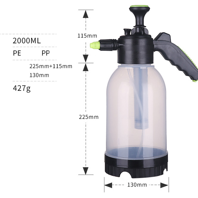 050 Easy use Hand Pressure sprayer Air Compression Pump Hand Pressure Sprayers Home Garden watering spray bottle in Sprayers from Home Garden