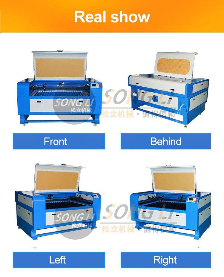 Mchuang 1390 150 W mini machine de gravure Laser CO2 et machine de découpe prix