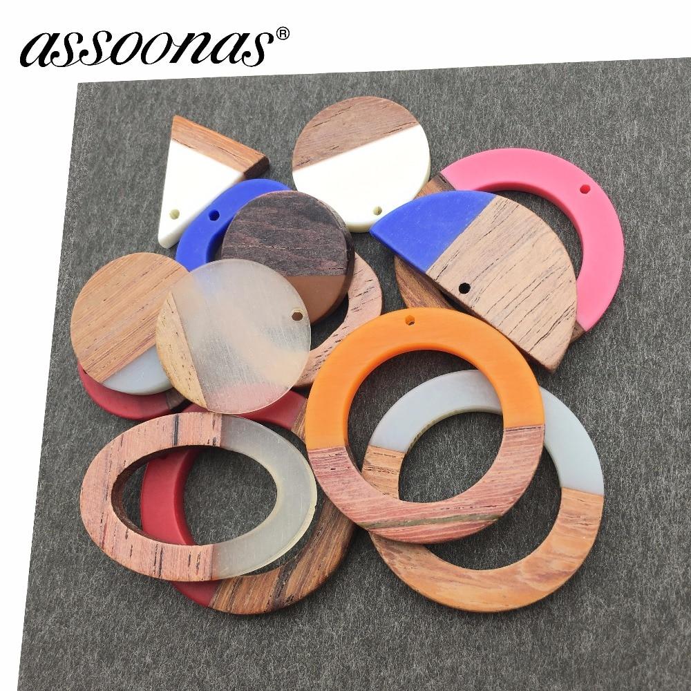 assoonas M159,jewelry accessories,diy wood acrylic earrings,