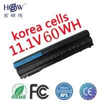 купить original Battery For Dell Latitude E5420 E5420m E5520 E5530 E6430 E6520 E5430 E5520m E6420 E6530 E6440 For Inspiron 14R 15R akku дешево