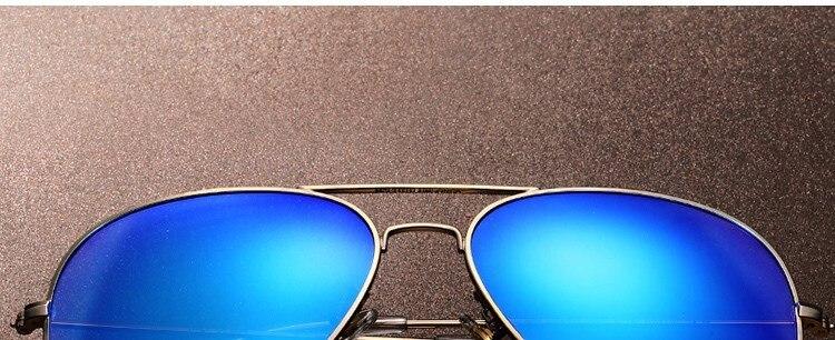 Fashion Aviator Sunglasses Women Men Brand Designer Male Sun Glasses For Women Lady Sunglass Female Mirror Glasses oculos de sol (17)