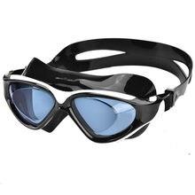 69bda97ef9113 Miopia Óculos de Natação da BALEIA Opcional Grau Miopia Míopes  Anti-nevoeiro óculos de Natação Óculos de Natação Óculos de Prote.