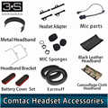 Z Tattico Militare Airsoft Comtac II Headset Comtac 2 Comtac iii Headset Aviation Cuffie Accessori