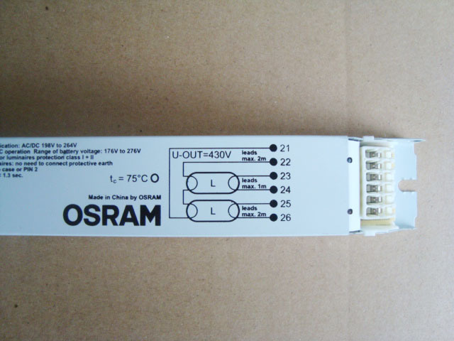 Osram Ballast Wiring Diagrams - Illustration Of Wiring Diagram •