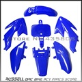 Carenado plástico para HONDA CRF XR 50 CRF50 125 SSR SDG 107 PIT BIKE guardabarros