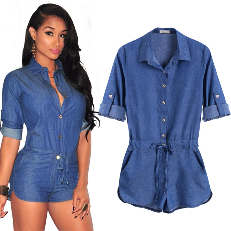 Online Get Cheap Blue Jean Rompers -Aliexpress.com | Alibaba Group