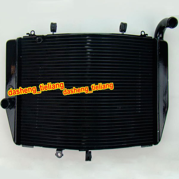 Motorcycle Aluminum Radiator For Honda CBR 600RR 2007 2008 2009 2010 F5 Spare Parts And Accessories