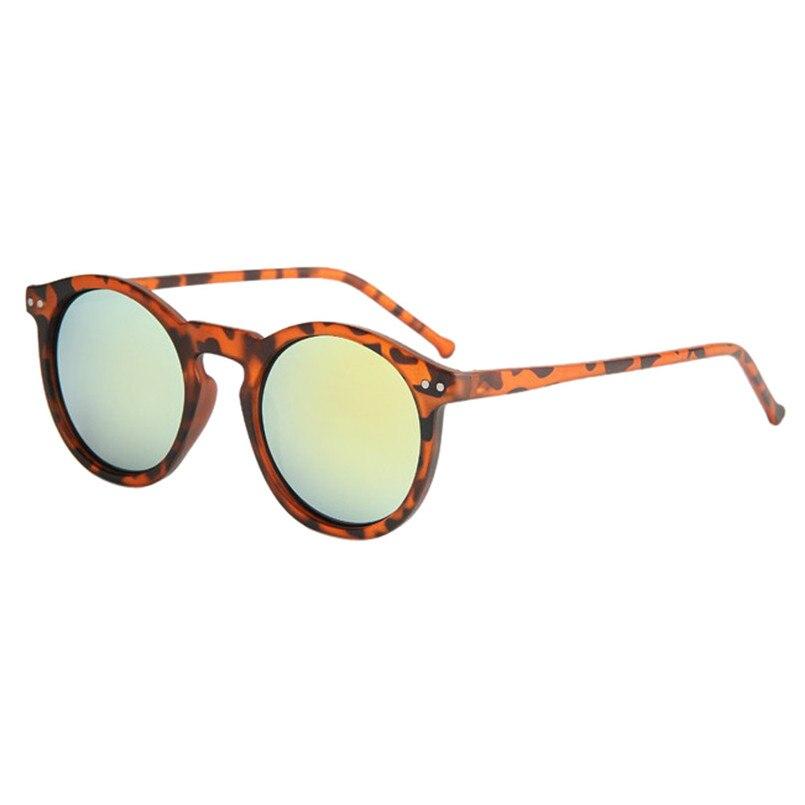 Women Men Circular Sunglasses Cycling Eyewear Classic Tone Mirror Retro Sunglasses Transpar Sport Glasses Eyewear #2A18FNFNFNFNFN
