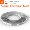 Original Xiaomi Christmas Yeelight 2M 16 Million Colorful RGB Smart WiFi Intelligent app home Scenes MI LED Flexible Light strip