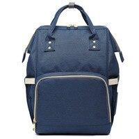 MOONBIFFY Fashion Mummy Maternity Nappy Bag Large Capacity Baby Bag Travel Backpack Desinger Nursing Bag For