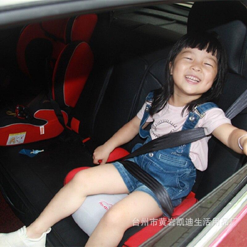 Siège auto bébé enfant siège auto anti-dérapant Portable enfant en bas âge sièges de sécurité voiture confortable coussin de voyage chaise coussin pour les enfants - 4